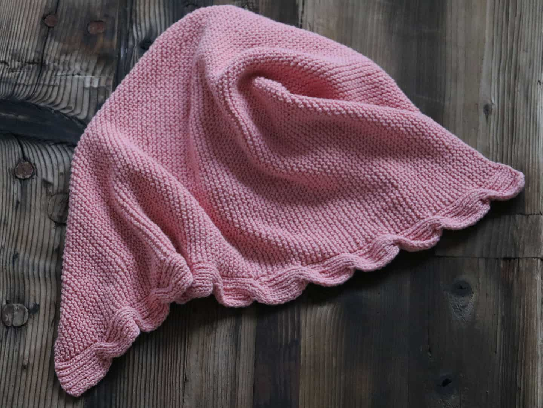 Lola Baby Blanket Knitting Pattern Originally Lovely